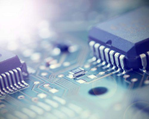electronic board_IC