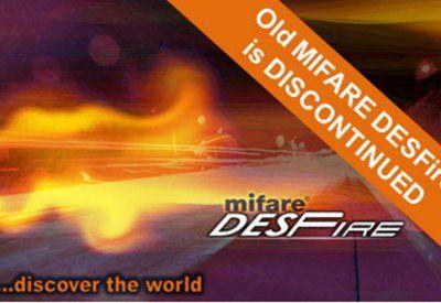 MIFARE DESFire (MF3ICD40)