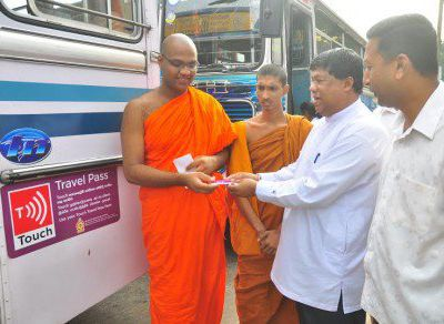 Sri Lanka Deploys Contactless Ticketing and Payment Technology