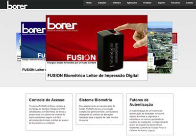 BORER Launches New Website for Brazil Access Control Marketplace