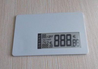 RIOT release NFC ESL battery-less Label