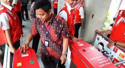 Indonesia Public Transport eTicketing System