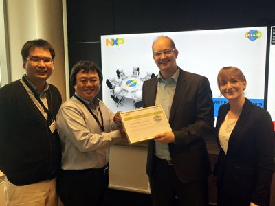 The NXP MIFARE team welcomes SAG - Securitag Assembly Group Co., Ltd. - as a new MIFARE Advanced Partner