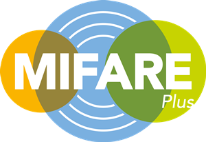 MIFARE Plus Logo For NXP NFC MIFARE Page