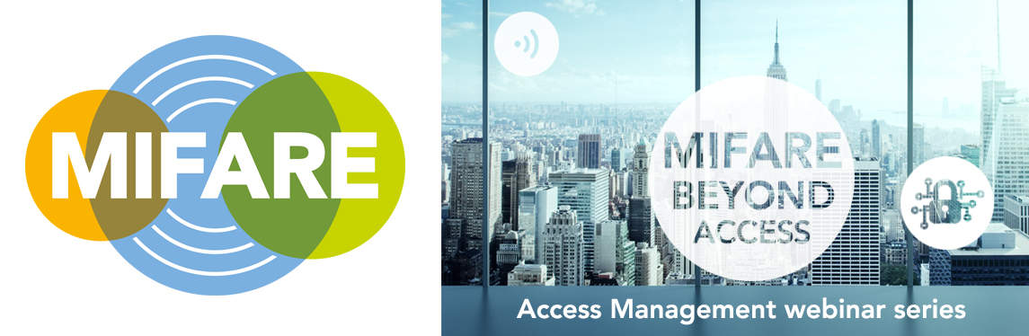 MIFARE Access webinar series_header