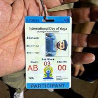 International Day of Yoga pass MIFARE