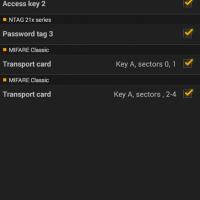 NFC TagInfo App by NXP-screenshot1