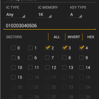 NFC TagInfo App by NXP-screenshot