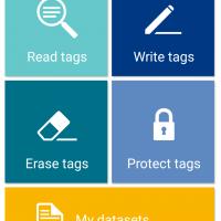TagWriter Screenshot