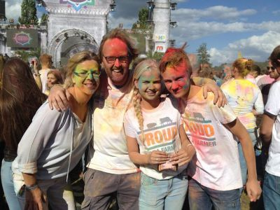 Holi Fusion Festival in Eindhoven goes cashless with MIFARE®