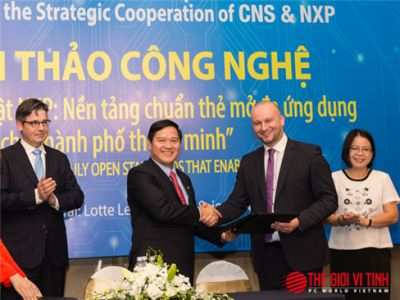 Saigon Industry Corporation and NXP Partner to deliver Smart City applications in Vietnam