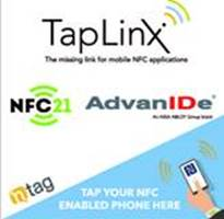 NFC applications for Android smartphones supported by AdvanIDe
