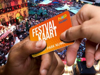 """Extension of """"cashless"""" payments during four-day festivities"""