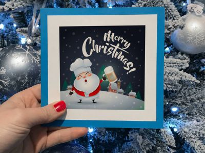 Greetings from the IoT: Custom greeting cards use NFC to add video links