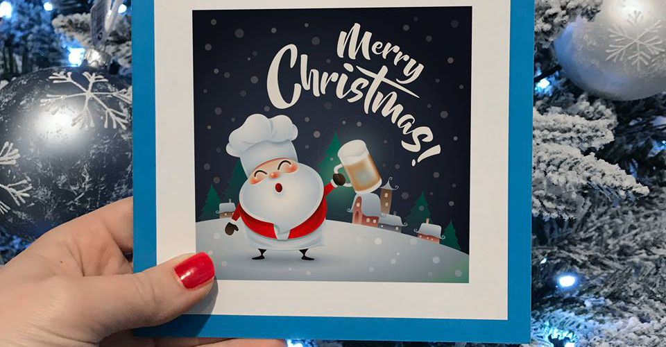 Merry Christmas-Greetings Cards Plus