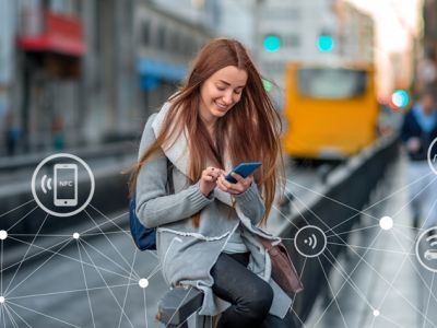 The Future of Urban Mobility: Smart Cities Use the IoT and Mobile for Better Ways to Move People and Goods