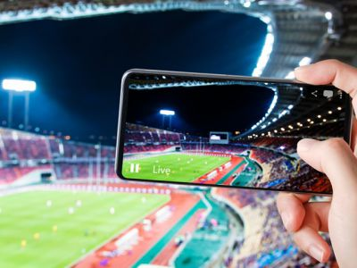 Connectivity Redefines the Live Game-Day Experience