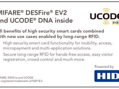 New Dual-Frequency Cards from HID Global Now Available