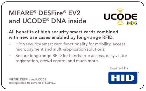 New Dual-Frequency Cards from HID Global Now Available | MIFARE