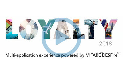 Multi-application Conference Experience at Loyalty 2018 powered by NXP
