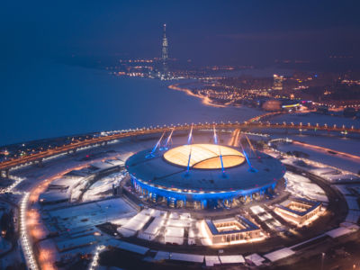 NXP Delivers New Security and Connectivity to 2018 FIFA World Cup Russia™ Finals with Smart Stadium Experience