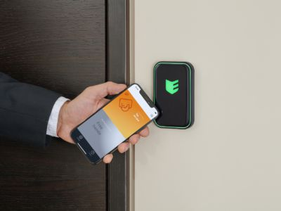 ISBC introduces ESMART Reader for mobile access control systems at GITEX 2018