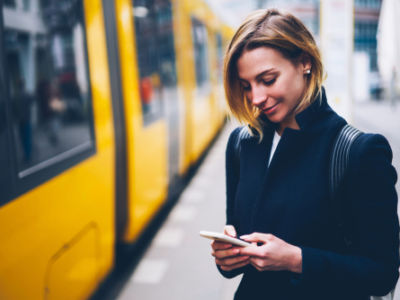 The Future of Mobile Ticketing Is Now