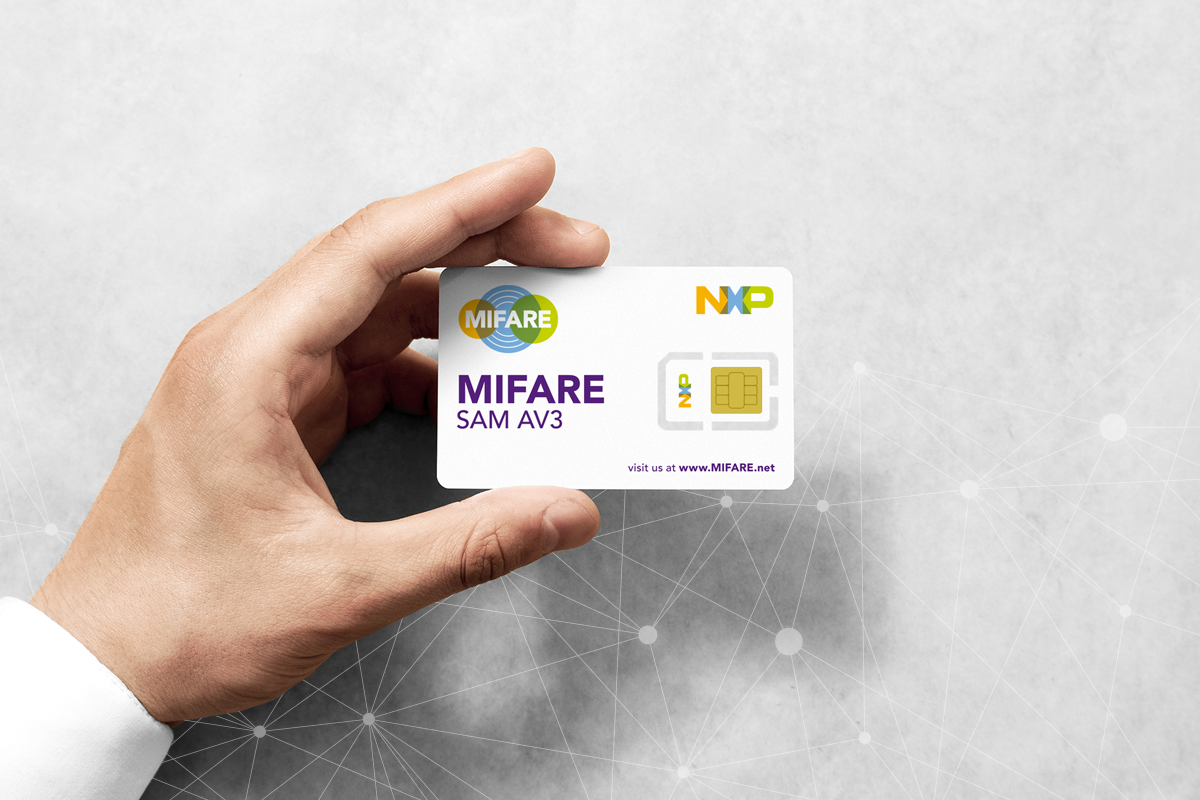NXP Introduces MIFARE SAM AV3 to Secure IoT Connections