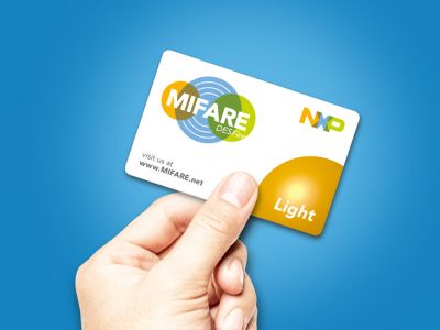 NXP Simplifies Deployment of Trusted Contactless Services with New MIFARE DESFire Light IC