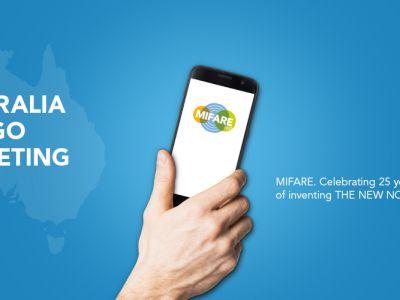 NXP's MIFARE 2GO Takes Melbourne Transit (myki) Mobile