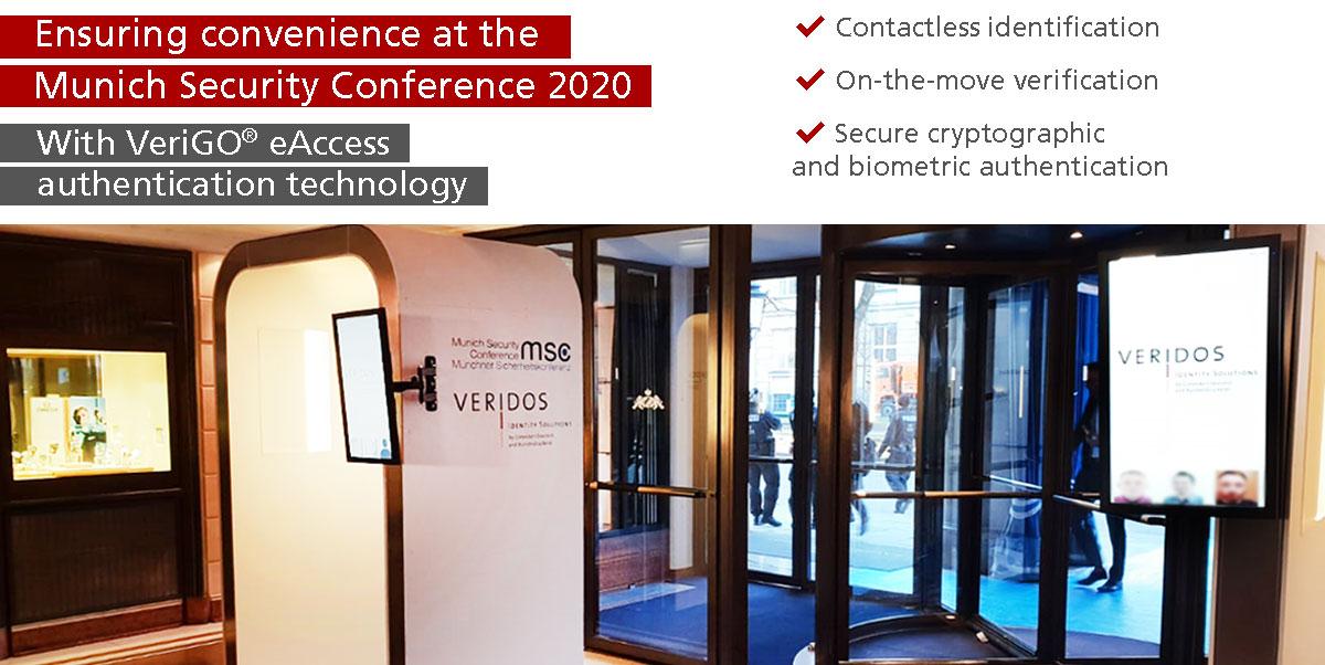 VeriGo eAccess solution